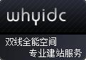 whyidc双线全能空间